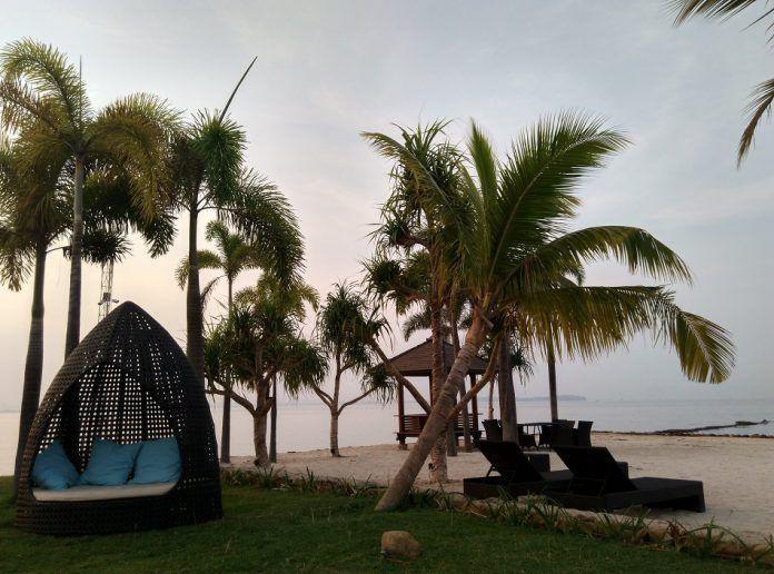 Pantai Pribadi D'Season Hotel Jepara