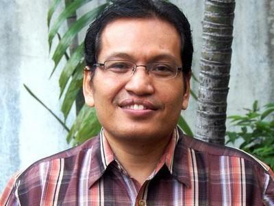 Ulil Abshar Abdalla.