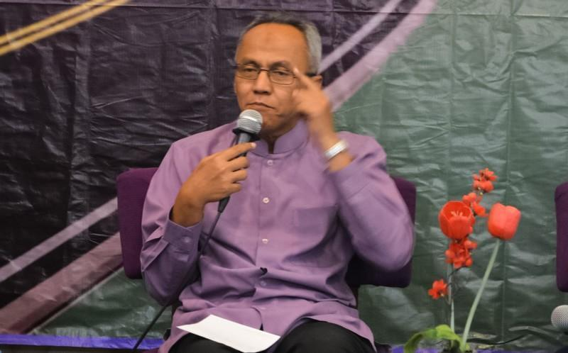 Hasan Toha Putra.