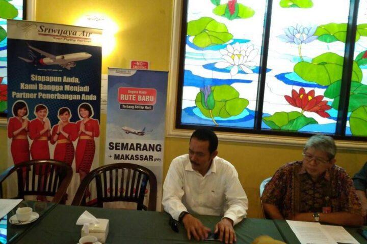 Mulai 28 April 2017 Sriwijaya Air Buka Penerbangan Langsung Makassar Semarang Pp Radio Idola Semarang