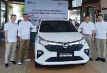 Daihatsu New Sigra siap menangkan pasar otomotif dengan uang muka yang kompetitif.