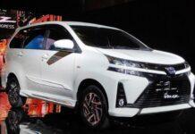 Toyota Avanza New Veloz