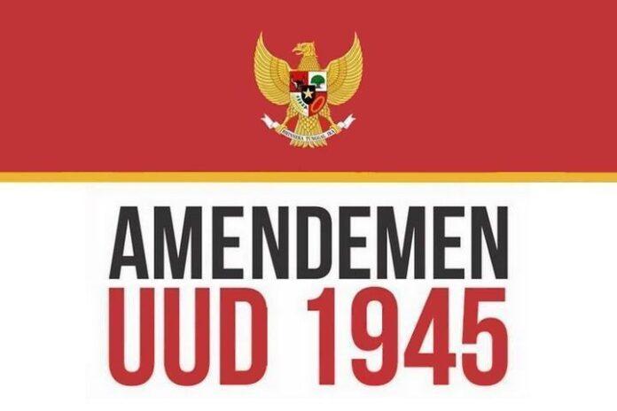 Wacana Amendemen UUD 1945