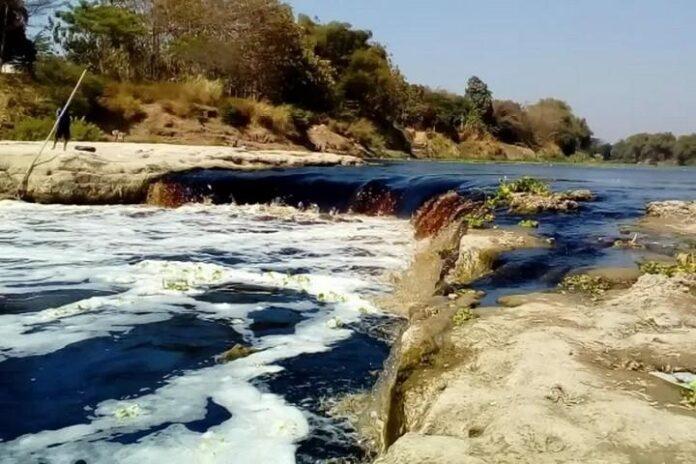 Pencemaran Sungai Bengawan Solo