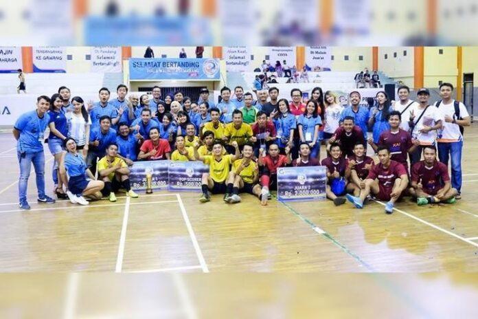 Corporate Fun Futsal Competition