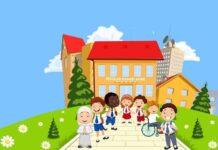 Sekolah Ramah Anak (ilustrasi)