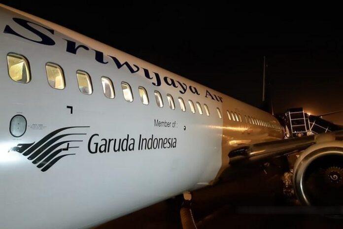 Garuda Sriwijaya