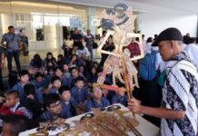 Wayang for Student 2019