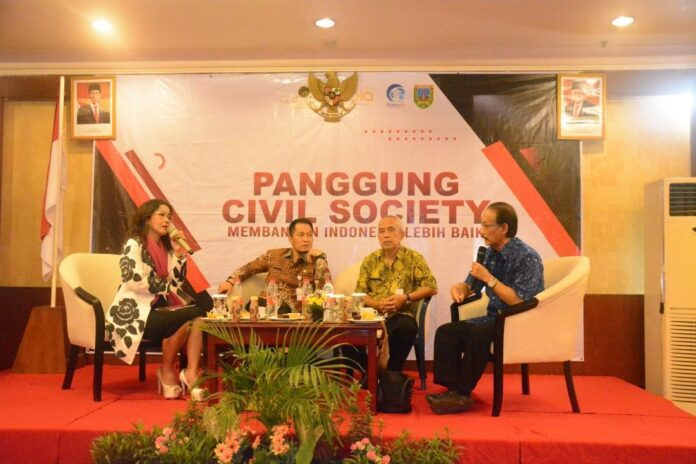 Panggung Civil Society Desember 2019