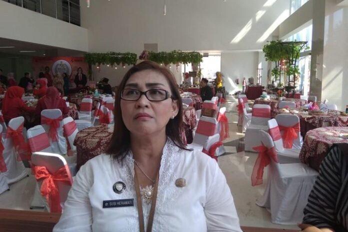 Susi Herawati, Direktur Utama RSUD Wongsonegoro