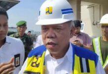 Basuki Hadimuljono, Menteri PUPR.