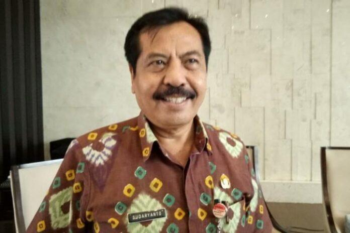 Kalahar BPBD Jateng Sudaryanto
