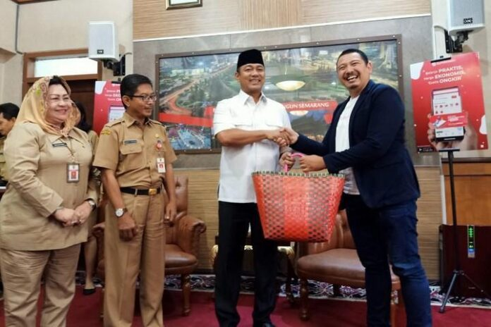 Pemkot Semarang Tumbasin