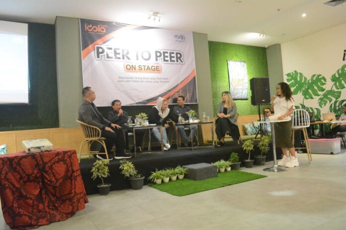 P2P on Stage Januari 2020