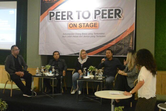 P2P on Stage Januari 2020