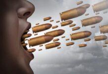 Peluru Mematikan Ujaran Kebencian