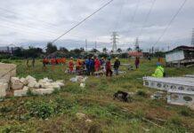Perbaiki jaringan transmisi SUTT 150 kV Rembang