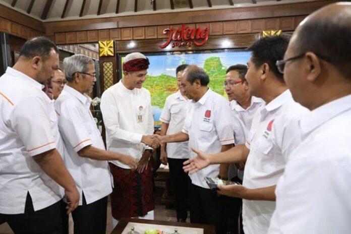 Pengurus DPD REI Jateng