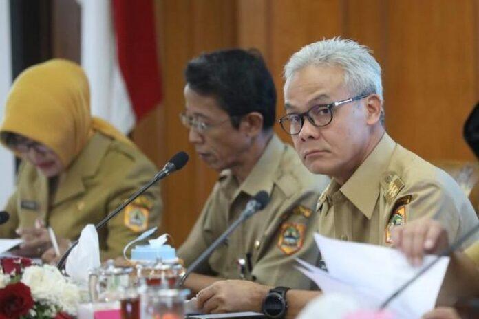 Gubernur Ganjar Pranowo