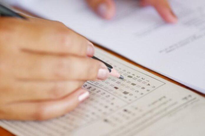 Ujian Nasional (Ilustrasi)