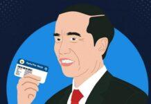 Kartu Pra Kerja Jokowi