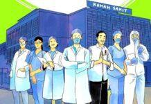 Tenaga Medis, Pejuang di Garda Depan Melawan Pandemi Corona