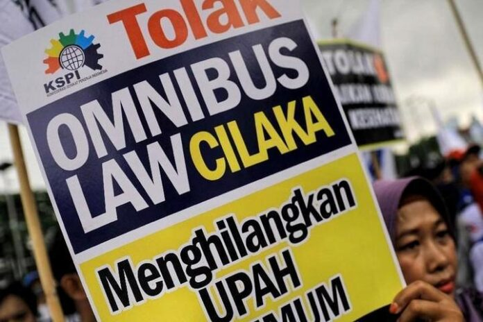 Omnibus LAW, CILAKA