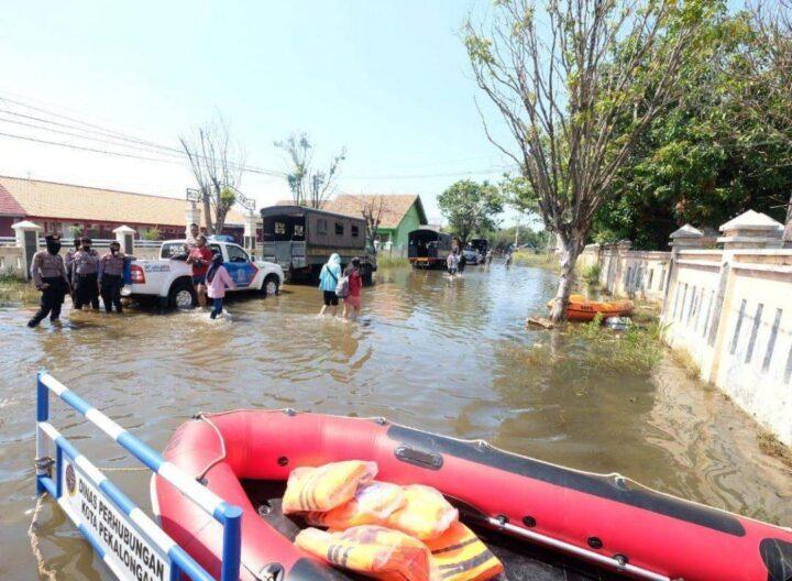 Banjir Rob Kota Pekalongan