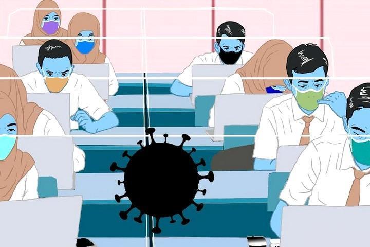 Sekolah di Era Pandemi Covid-19