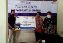 Bantuan Astra Group Semarang