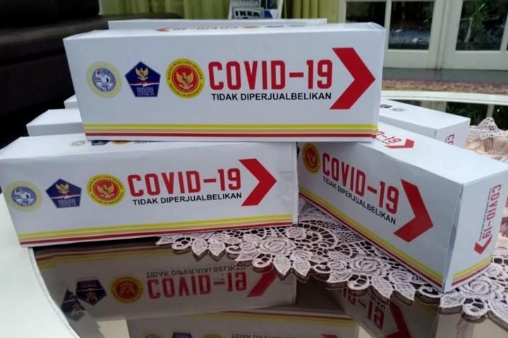 Kolaborasi BIN, TNI AD dan Unair Menuju Obat Covid-19   Radio ...