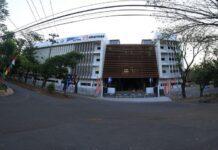 Gedung Sekolah Vokasi Undip