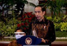 Jokowi Sidang Kabinet