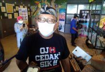 Kepala Dinporapar Jateng Sinoeng Rachmadi