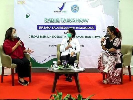 PCS Event Talkshow Radio