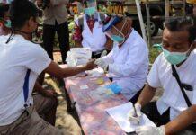 Tracing di sejumlah pasar di Kota Semarang