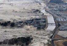 Megathrust Earthquake Japan 2011