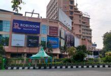 Pusat perbelanjaan di Kota Semarang