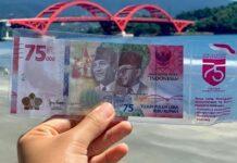 Uang Baru 75ribu