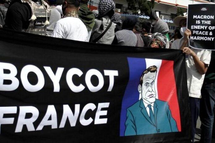 Boycot France