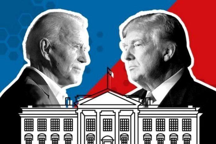 Pilpres Amerika, Biden vs Trump