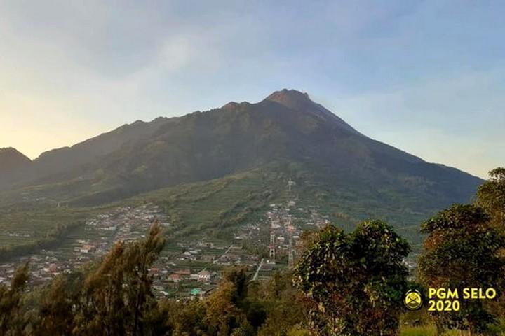 Gunung Merapi 7 Nov 2020