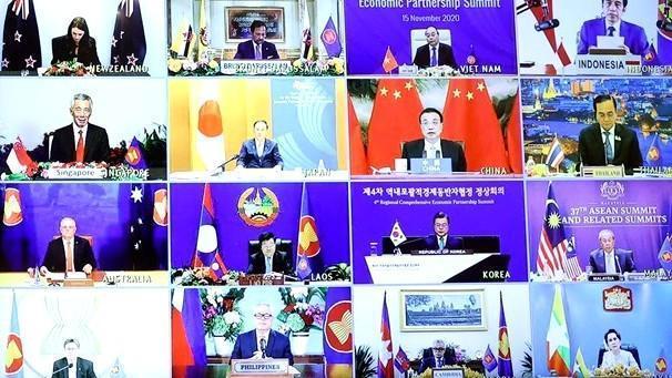 4th RCEP Summit 2020