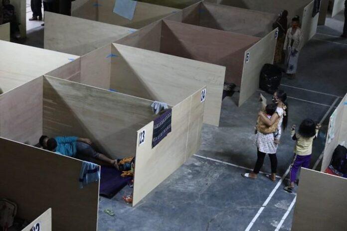 Lapak Pengungsi