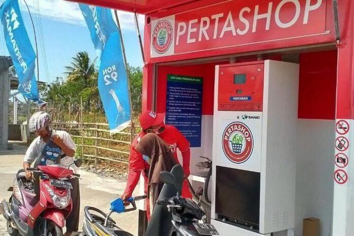Operator Pertashop