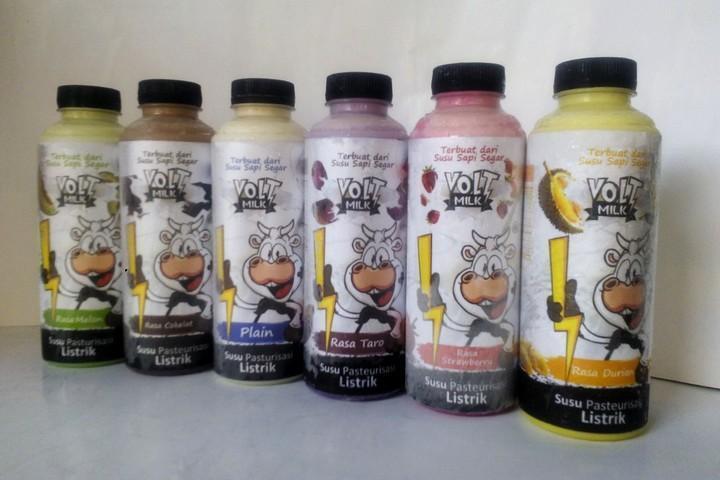 Susu Volt Milk