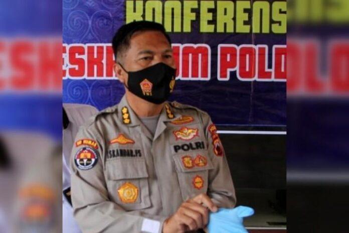 Kombes Pol Iskandar Fitriana