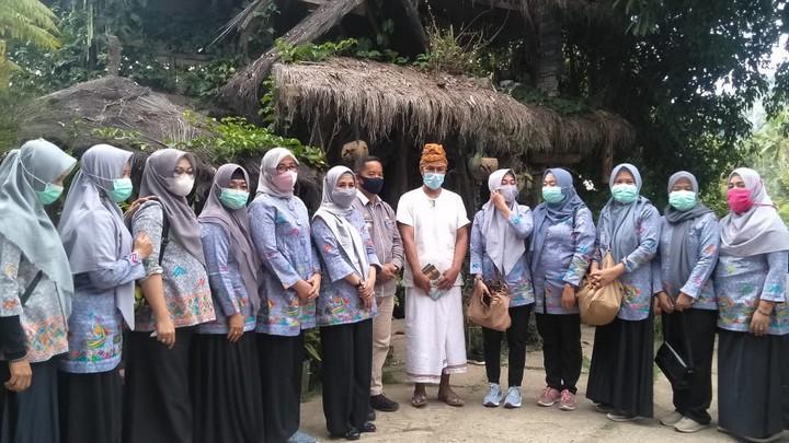 Kunjungan Kapus P3E KLHK Sulawesi & Maluku