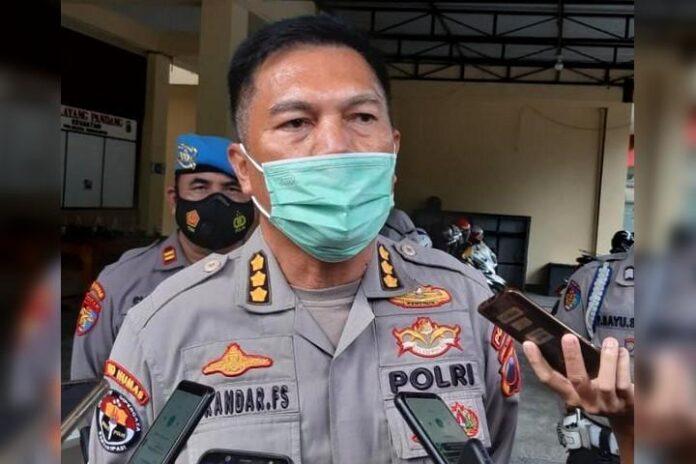 Kombes Pol Iskandar Fitriana Sutisna, Kabid Humas Polda Jateng.