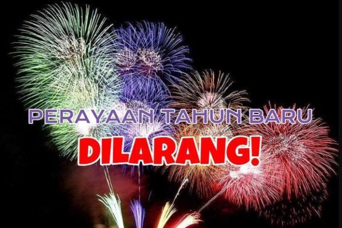 Perayaan Tahun Baru Dilarang
